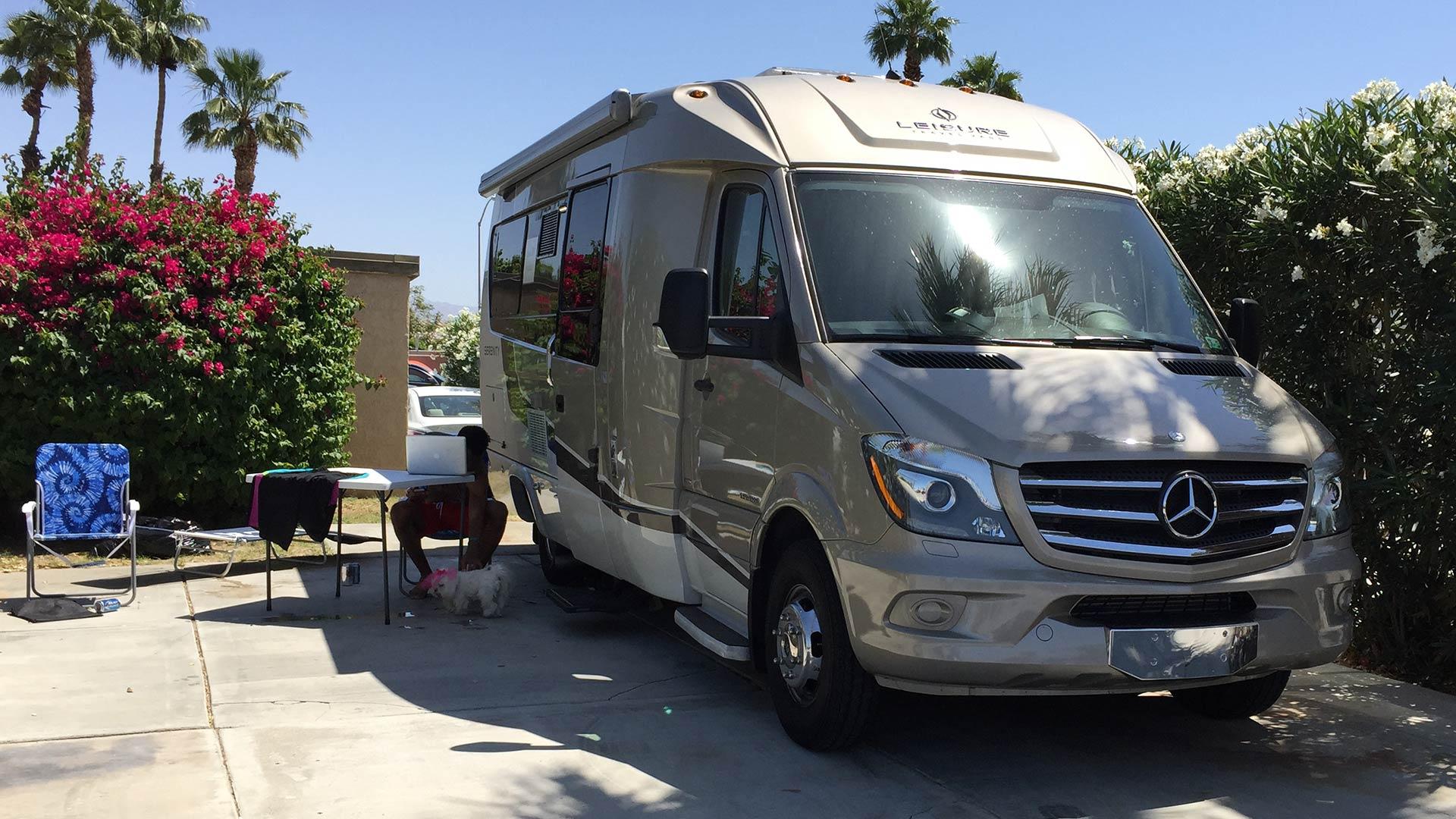 coachella car camping