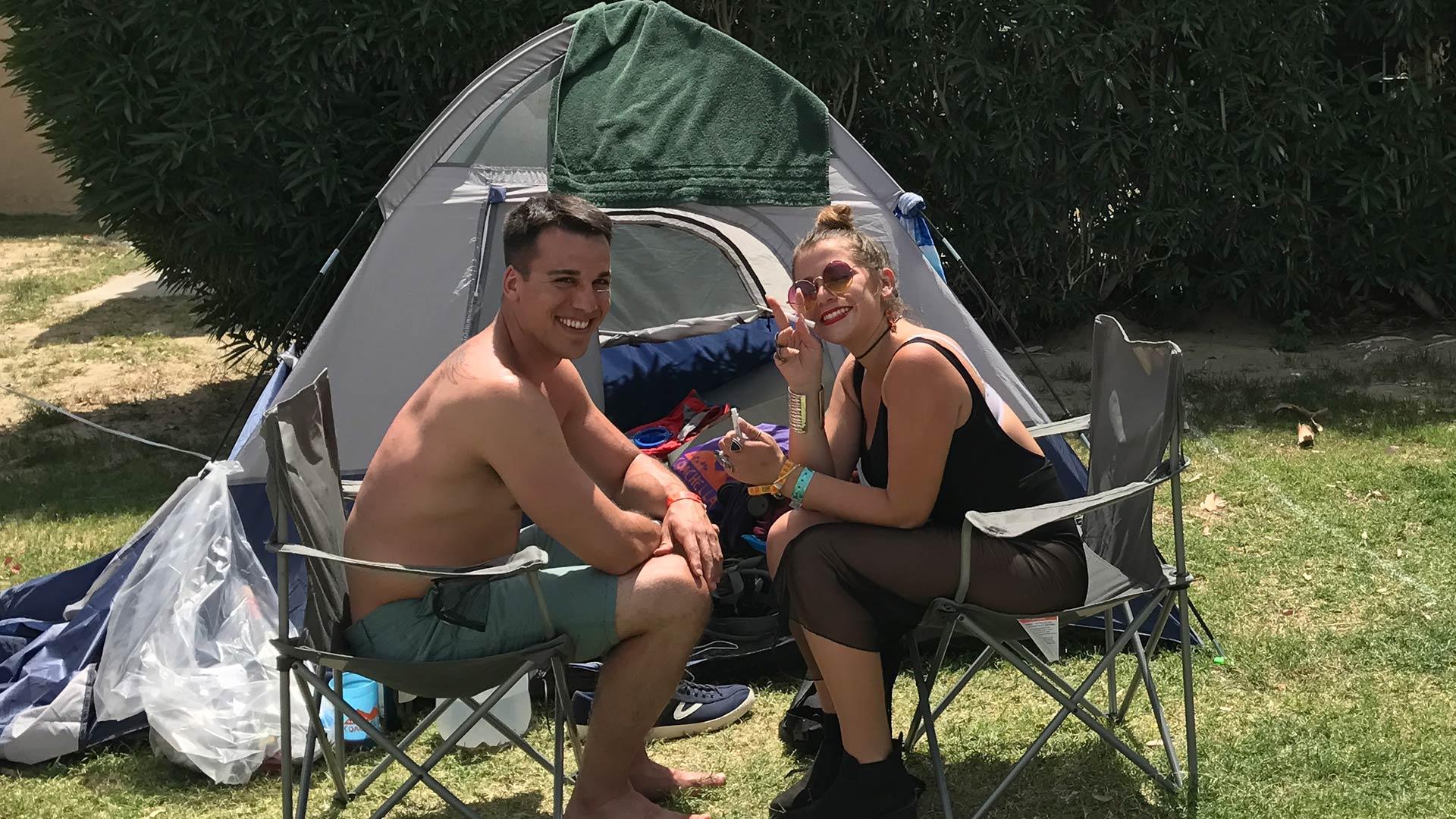 coachella campgrounds